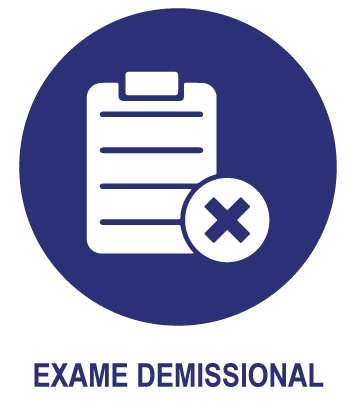 Exame Demissional